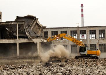 Fabrika Yıkım Şirketleri İstanbul